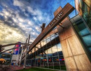 The Google HQ