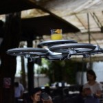 Singapore-restaurant-shows-off-autonomous-drone-waiters-01