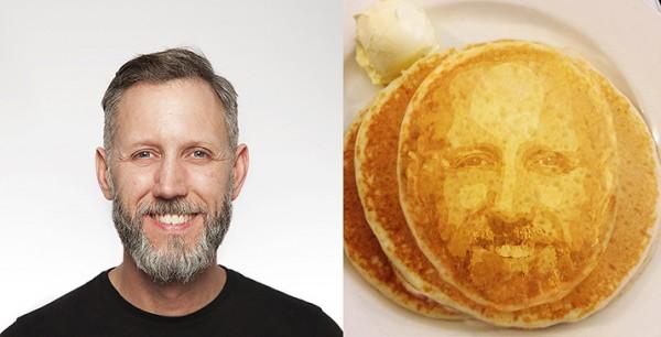Face Recognition Pancakes Kinneirdufort  - small