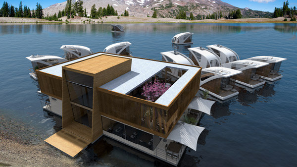 Floating-hotel-architecture